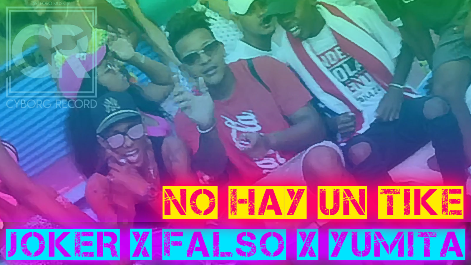 No Hay Un Tike - Cubaton Reggaeton Cubano Music Video