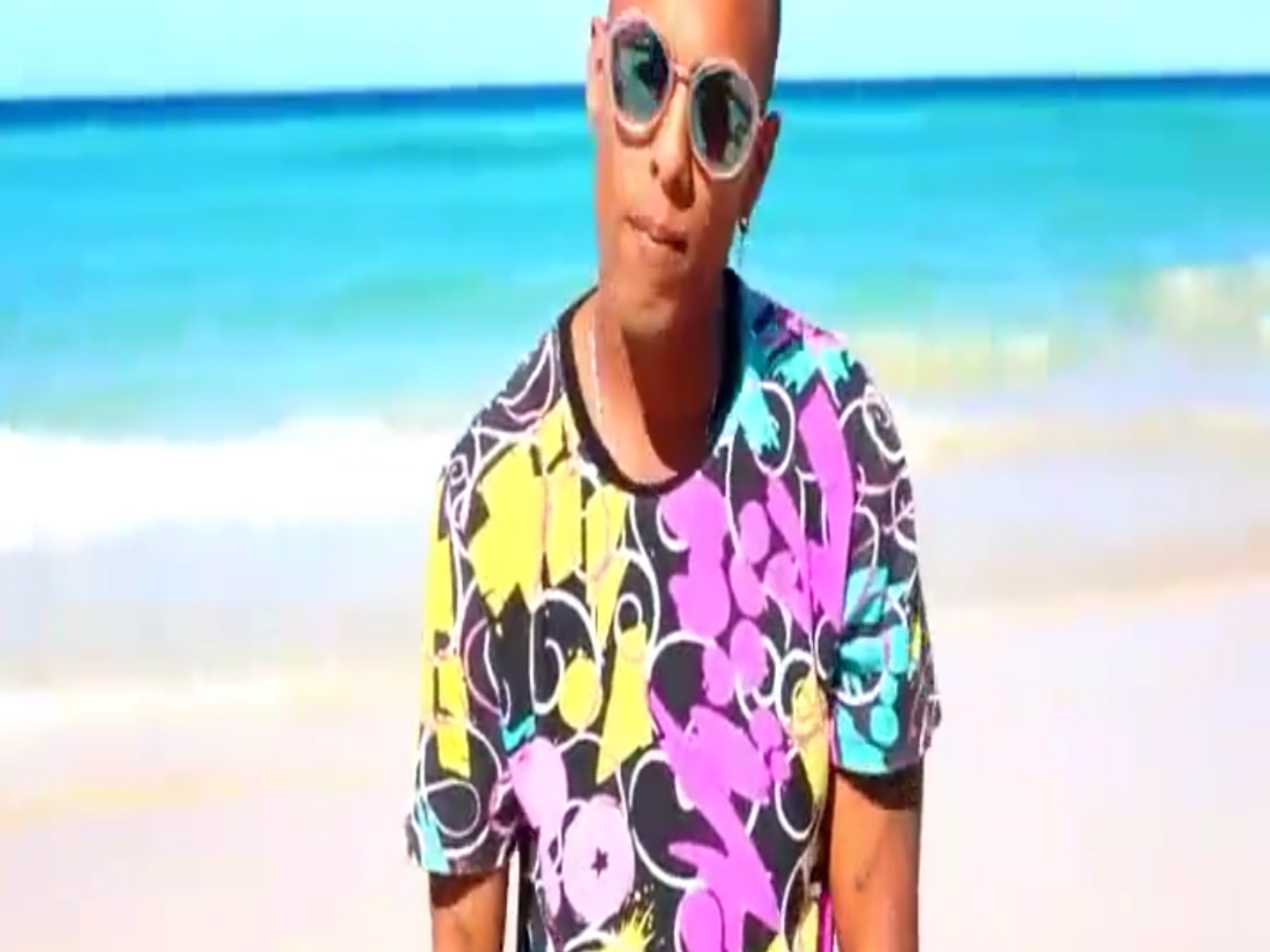 Otra Loka Mas Cubaton Cuban Reggaeton Music Video Havana Santa Maria Beach Playa